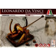 Leonardo Da Vinci Catapult The Marvellous Machines