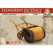 Leonardo Da Vinci Mechanical Drum The Marvellous Machines