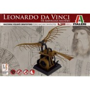 Leonardo Da Vinci Flying Machine Ornithopter The Marvellous Machines