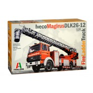 Fire Ladder Truck Iveco-Magirus DLK