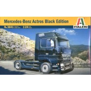Mercedes-Benz 'Black Actros'