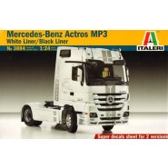 Mercedes Benz Actros 1851 Blackliner