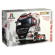 "Iveco E5 Hi-Way ""Abarth"" Stralis Hi-Way"