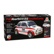 FIAT Abarth 695SS/695SS A. Corsa