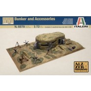 WWII Bunkers and Accessories