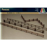 4 different styles of Fence