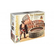 THE COLOSSEUM : WORLD ARCHITECTURE 100% NEW MOULDS Easily assembled model kit