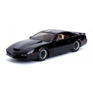 Knight Rider Diecast Model 1/24 1982 Pontiac Firebird Knightrider K.I.T.T. with Light-Up Function