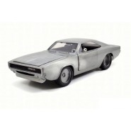Fast & Furious 7 Diecast Model 1/24 1968 Dom's Dodge Charger R/T