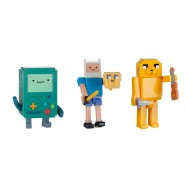 Adventure Time Trading Figures 3-Pack 7 cm (JAZZWARES)