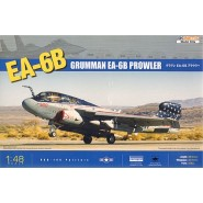 Grumman EA-6B Prowler Reissued with one piece wing with flaps and slat option