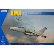 AMX International A11 'Ghibli'/A-1 Ground Attack Aircraft - Brazil & Italy