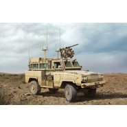 RG-31 'Nyala' used by the CANADIAN ARMY with remote weapon station on the top of the vehicle