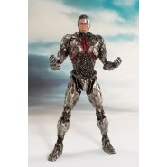 Justice League Movie ARTFX+ Statue 1/10 Cyborg 20 cm