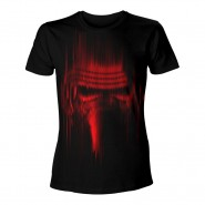 Star Wars Faded Kylo Ren T-Shirt Black (SIZE: M)