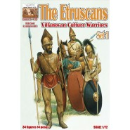 "THE ETRUSCANS ""VILLANOVAN CULTURE WARRIORS"" set 1"