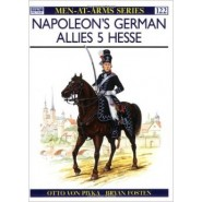 OSPREY MEN AT ARMS:Napoleon's German Allies 5 Hesse