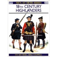 OSPREY MEN AT ARMS: 18th-Century Highlanders