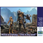 World of Fantasy - This is my land