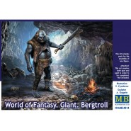 World of Fantasy - Giant Bergtroll