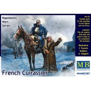 """French Cuirassier, Napoleonic Wars Series"""