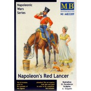 Napoleons Red Lancer, Napoleonic Wars Series