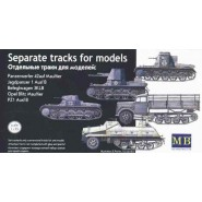 Pz.Kpfw.I Separate Track links (designed to be used with Master Box kits)