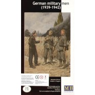 German Military Men 1939-1942