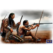 Indian Wars. Remote Shoot