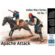 Indian Wars Series, Apache Attack