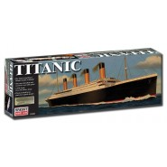 R.M.S Titanic deluxe edition with etched part