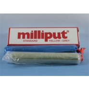 Milliput 2 part epoxy filler. Standard grade.
