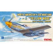 "North American P-51D Mustang ""Yellow Nose"""