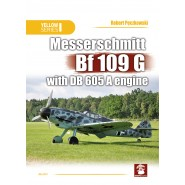 Messerschmitt Bf-109G Format A4, 152 pages (88 in colour)