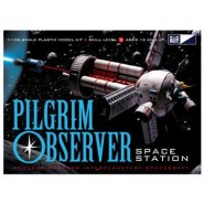 Pilgrim Observer Space Station