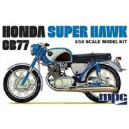 Honda Super Hawk Motorcycle