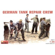 German (WWII) Tank Repair Crew