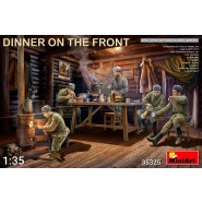 DINNER ON THE FRONT Russian (WWII)