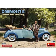 CABRIOLET B GERMAN CAR TYPE 170V