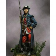 Grenadier Officer, 16th Culloden 1746