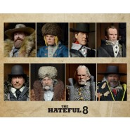 The Hateful Eight Action Figures 20 cm Assortment (8 figures)
