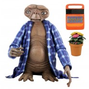 E.T. the Extra-Terrestrial Series 2  - Home Alone E.T.  Action Figure Case 13 cm