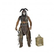 The Lone Ranger Tonto with BirdCage Deluxe Action Figures 18 cm Series 2