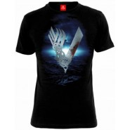 Vikings T-Shirt Heavy Sea (Size: M)