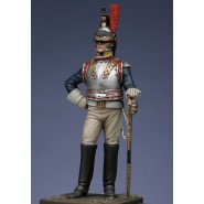 Officer of cuirassiers 10th regiment 1809