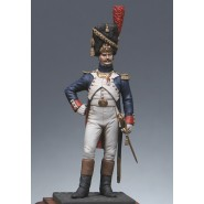 Officer foot grenadiers of the Guard 1809