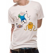 Adventure Time T-Shirt Radio (Size: S)