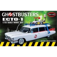 Ghostbusters Ecto 1 Snap Together (1959 Cadillac Ambulance/hearse)