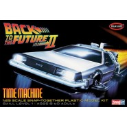 Back To the Future II Time Machine (DeLorean)