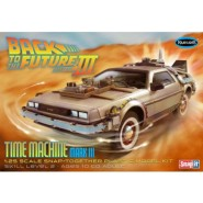 DeLorean 'Back to the Future III' Time Machine